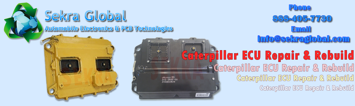 Caterpillar ECU Repair Warranty.fw