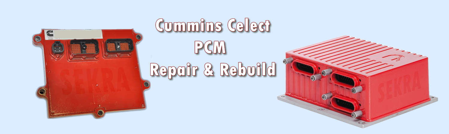 Cummins Celect PCM ECU ECM Repair And Rebuild Warranty